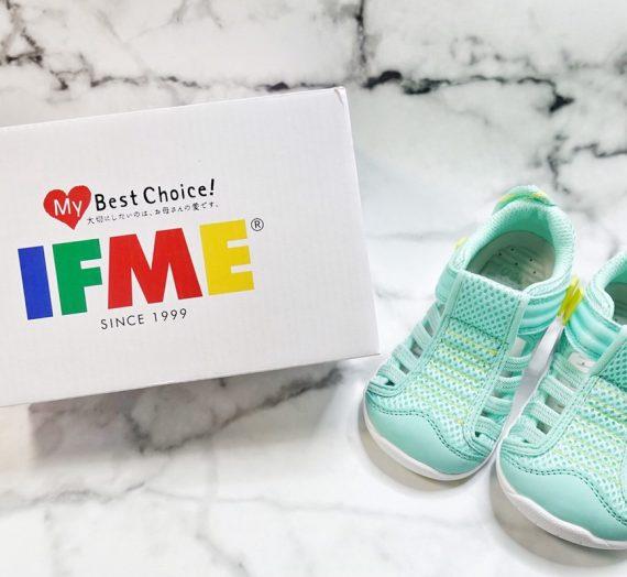 【寶寶】IFME寶寶運動機能水涼鞋 / 健康機能童鞋 連寶寶都愛的鞋